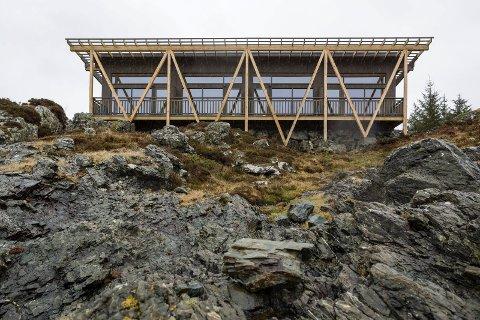 Værlandet Havhotell AS.