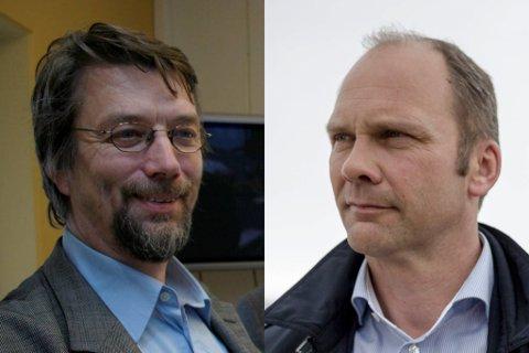 - Utspela frå Håkon Myrvang og Oddmund Klakegg viser at dei heng fast i grendetenkinga, skriv kommentator Helge Johnsen.