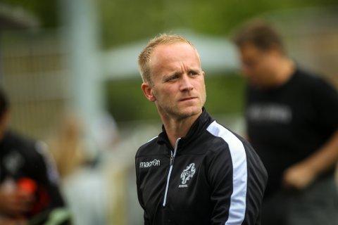 Tidlegare Sogndal-spelar Tommy Knarvik var nøgd med poengfangsten.