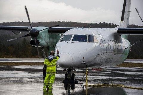 Alle flygningar til og frå Førde Lufthavn Bringeland Lufthamn er