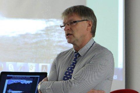 Jan Kåre Fure er rådmann i Gloppen.