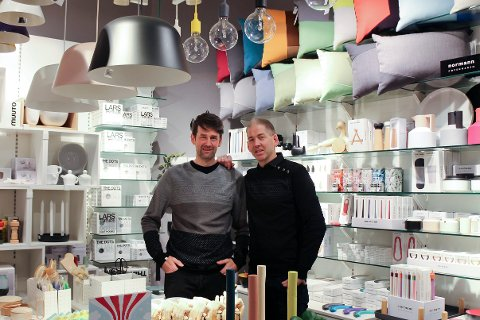 Brødrene Audun og Harald Viken (til venstre) sitter på de største aksjepostene i Skei Holding, selskapet som eier både Ting AS og Audhild Viken AS.