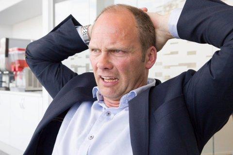 EIT SVIK: - Eit svik av regjeringa, seier Jølster-ordførar Oddmund Klakegg om modellane som viser at den nye kommunen i Indre Sunnfjord vil få 22 millionar kroner mindre i overføringane når dei fire kommunane slår seg saman.