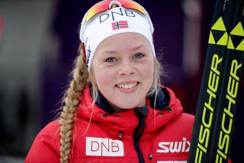 Karoline Erdal får gå verdscupfinalen i Holmenkollen til helga.