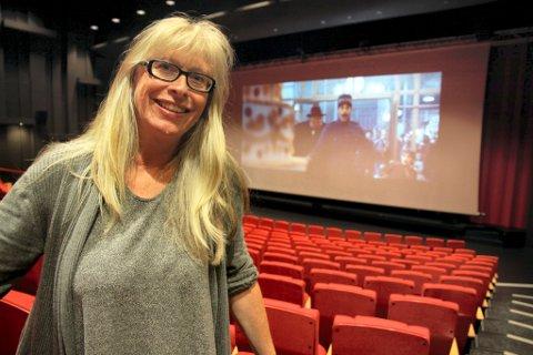 IKKJE REKORD: 40.170 menneske såg kino i Førde i 2017. Det er ein nedgang på ni prosent frå i fjor.