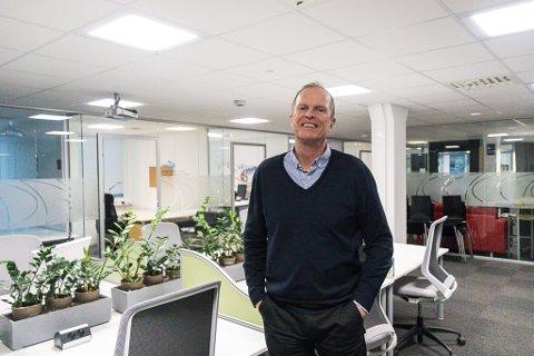 Arne Olsen - seniorrådgjevar Fram Flora