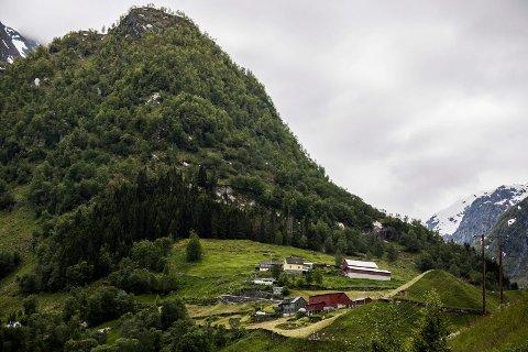UTE: Fiberutbygginga i Kandalen var blant 49 nominerte, men fekk ikkje plass i finalen.