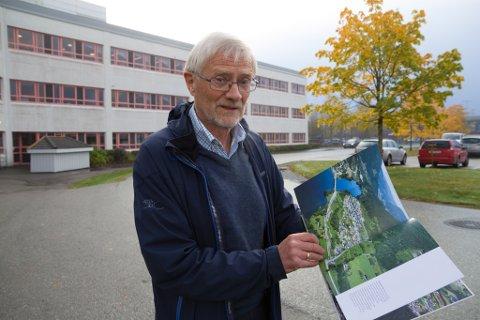 Folk har vel eigentleg aldri fått uttale seg stort om utforminga av Førdepakken, skriv Arne Aasland.  (Arkivbilde)