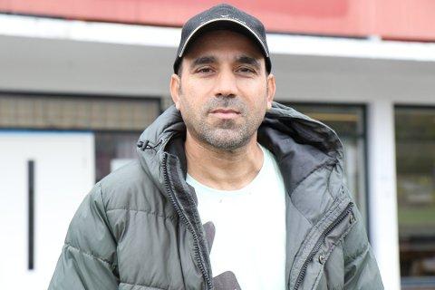 TAPTE I RETTEN: Jalal Ibrahimpour gjekk rettens veg for å få arbeidsløyve. Måndag fall dommen, der UDI sitt vedtak frå i fjor vart ståande.