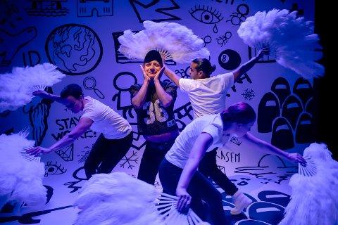 """""""INVASJON"""" Sogn og Fjordane Teater 2017"""