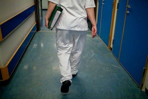 Førde sentralsjukehus.