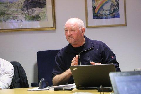 MOTSTANDAR: Stein Malkenes (MDG) vil heller ha eit utsleppsfritt sjøtransportalternativ, enn den Kystvegen hans eigen heimkommune kjempar for.