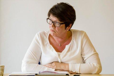 Kommunedirektør i Fjaler, Bente Nesse.