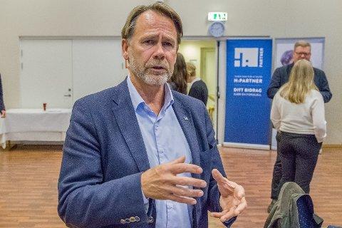 FEIL: Bjørn Hollevik meiner diskusjonen og vedtaket i planutvalet i fylkeskommunen har blitt mistforstått.