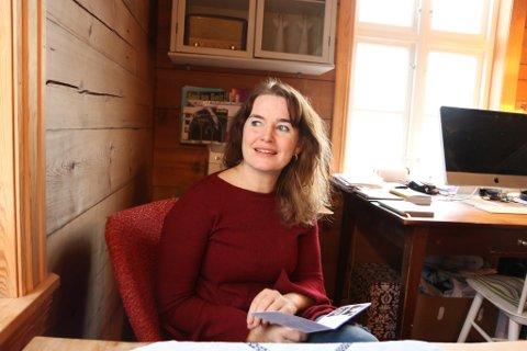 KANDIDAT: Bonde, kulturarbeidar og skribent, Janne Karin Støylen, er ein av dei foreslåtte kandidatane til å få prisen.