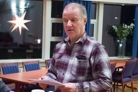 BLANT ARRANGØRANE: Det blir både pinnekjøt og gåver på kyrkjelydshuset i år også, fortel Ingvar Vagstad. Han jobbar ved Førde kyrkje, og er med å arrangere den alternative julefeiringa annankvart år. Han blir ikkje fysisk til stades i år, men fortel om årets arrangement.