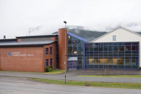 KUTTFORSLAG: Fylkesdirektøren for oppvekst og kompetanse i Vestland rår til å legge ned kunst-, design- og arkitekturlinja ved Hafstad vidaregåande skule.