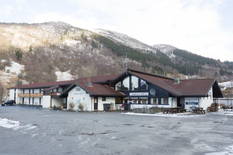 KONKURS: Sande Kro & Hotell er slått konkurs.