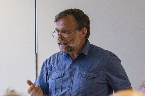 PÅ ANDREPLASS: Åsmund Berthelsen er andrekandidat på SV Vestland si nominasjonsliste.