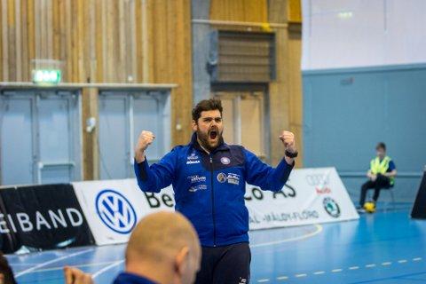 Førde-trenar Espen Kirketeig var ikkje spesielt nøgd med at Randaberg hadde fått forsterka laget.