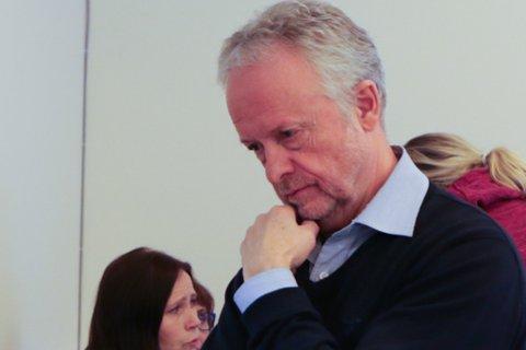 LEGG OM: Kultursjef Jan Kjetil Øygard tilrår at skulen tek over bibliotekdrifta i Hyen.
