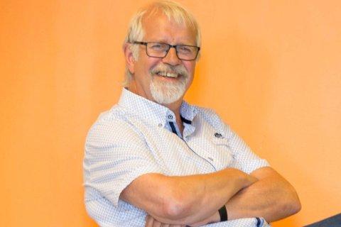 Tore Thorsnes, direktør for NAV Sogn og Fjordane