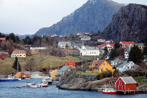 Solund runda 800 innbyggarar og har dermed størst prosentvis vekst i folketalet hittil i år.