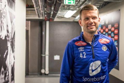 TIL FLORØ: Eirik Bakke og Sogndal skal til Florø for å spele tredje runde av NM i fotball for herrer.