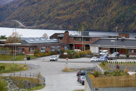 VIL KUTTE: I budsjettet kjem det forslag om å kutte i bemanninga på sjukeheimen i Fjaler.