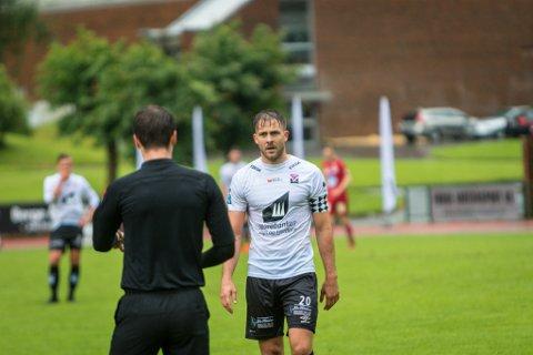 Øystein Myrkaskog og Førde møter både Nest-Sotra, Florø og Hødd i vinterens treningskampar.