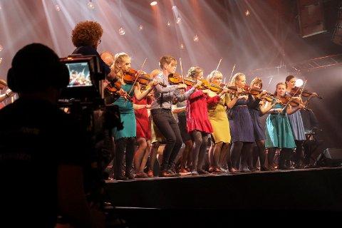 FY FELA: Førde internasjonale folkemusikkfestival hadde i år ekstra fokus på nordisk og norsk musikk.