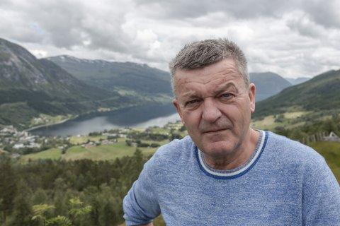 BYGDESTRID: – Kor mange omkampar skal vi ha? La oss få fred i Jølster no, seier Reidar Svalheim.
