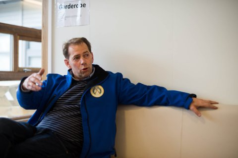 – Kanskje er vi utilregnelege, undrar Haugnes etter å ha tatt i mot Frende Cup.