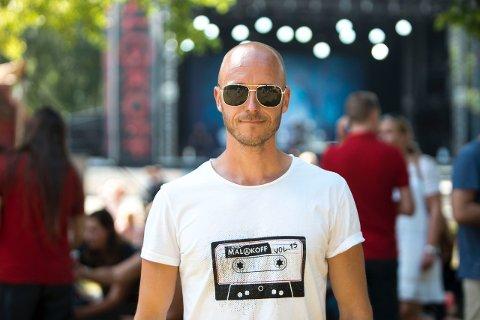 Festivalsjef Arnt-Ivar Naustdal - Malakoff 2017