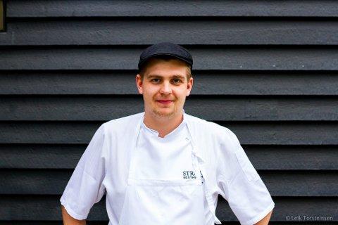 Kim Daniel Opseth Norbom (25) har kokt både for mor si og resten av slekta. Han har blitt så god at han no kjempar om NM-tittelen.
