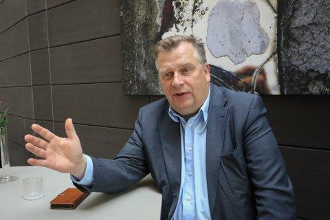 TILSYNSSJEFEN: – Argumenta mot Fredskorpsflyttinga er velkjende, men dei held ikkje, meiner Atle Hamar.