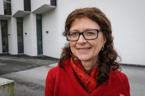 Ingrid Heggø, stortingsrepresentant (Ap).