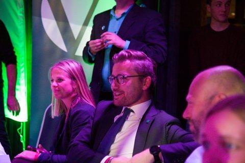 TETT: Sveinung Rotevatn har ikkje gitt opp håpet om ein ny periode på Stortinget.