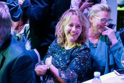 VIL HA SYLVI UT: Fylkesleiar Gunhild Berge Stang i Venstre er klar i sin tale når ho blir spurd om ho ikkje vil ha Listhaug som innvandringsminister meir. – Ja, svarar ho Klassekampen kontant.