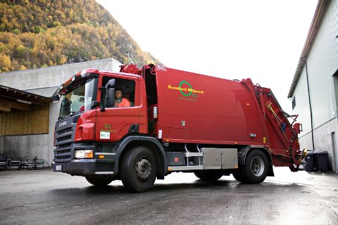 PROBLEM: Leiinga i Sunnfjord Miljøverk set alt inn på å unngå stogg i boshentinga.