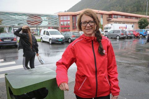 VIL SNU VEDTAKET: – Den nye regionen skulle få tilført oppgåver, og det har ikkje skjedd, seier Ingrid heggø.