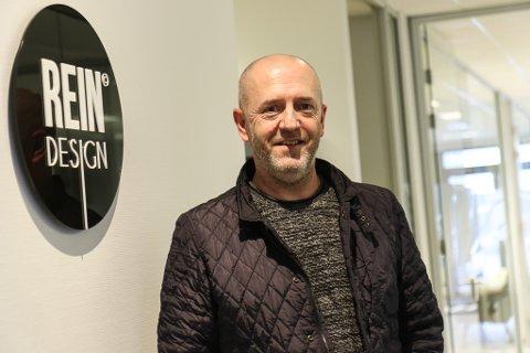 TILBAKE: Ole Jonny Klopstad kjøpte tilbake Rein Design i starten av 2018. Årsakene til konkurskarantene er i stor grad knytt til eit selskap han dreiv medan han var ute av Rein Design.
