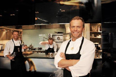 ROBBA: Ole Jonny Eikefjord sin vinkjellar på gourmetrestauranten Teatro i Oslo har blitt robba for vin til 1,5 millonar kroner. Arkivfoto.
