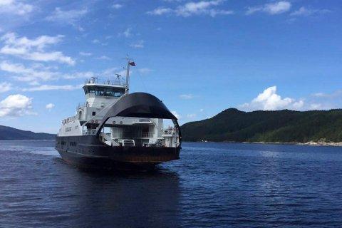 OPPSVING: Fjord1 auka kvartalsresultatet med nesten 80 millionar frå same tid i fjor.