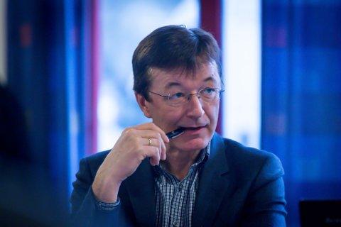 FØRESLEGEN: Dette kan bli Sps førstekandidat til fylkiestingsvalet i det nye vestlandsfylket; Jon Askeland frå Radøy.