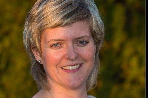 AKTIV: Solheim Kvellestad har tre aktive born, er geitebonde og jobbar som assistent på Breim skule.
