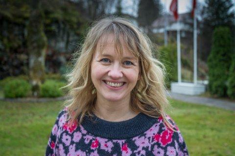 LISTETOPP: Gunhild Berge Stang er vald som listetopp for Vestland Venstre, og er dermed deira fremste kandidat til fylkestinget til Vestland fylket frå 2020.