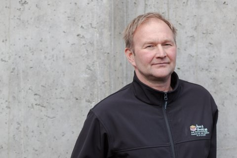 PÅ TOPP: Stig Sunde toppar inntektslista i Førde med 22,3 millionar kroner. Han betalte 7,3 millionar kroner i skatt.