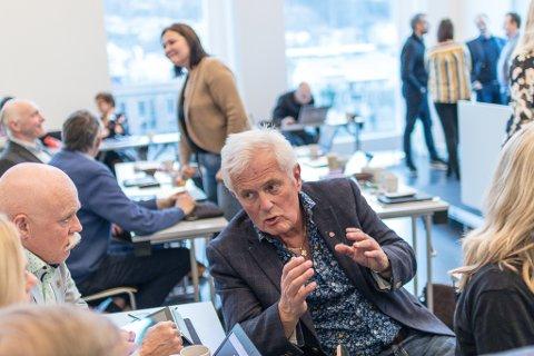 HANDLEKRAFT: Ivar Svensøy (Ap) meiner politikarar må ha nok handlekraft til å ta grep når det trengst, ikkje berre følge opp vedtatt politikk.