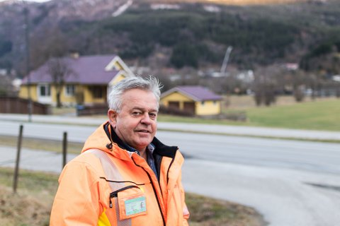 70 MILLIONAR: Magne Hafstad (61) har satsa friskt i Førde på fleire felt. Han har ei skattepliktig formue på 70,6 millionar kroner.
